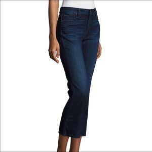 Joe's Jeans Olivia Mid Rise Crop Flares Size 29